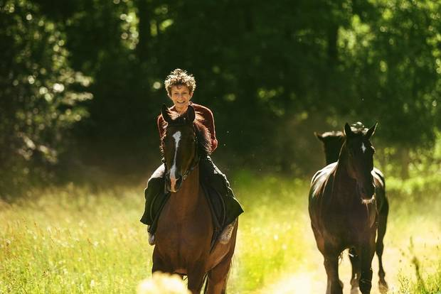 """Jon Ranes stars in """"Out Stealing Horses."""" [Magnolia Pictures]"""