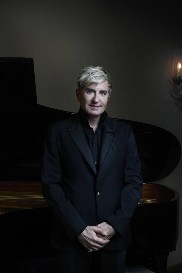 Jean-Yves Thibaudet [Photo by Andrew Eccles]