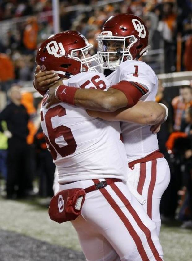 OU football report card: Fourth-down defense & red zone on both sides excel in Bedlam