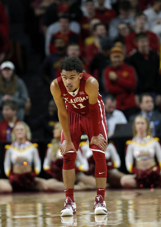 Meet the woman who provides perspective and refuge to OU superstar Trae Young