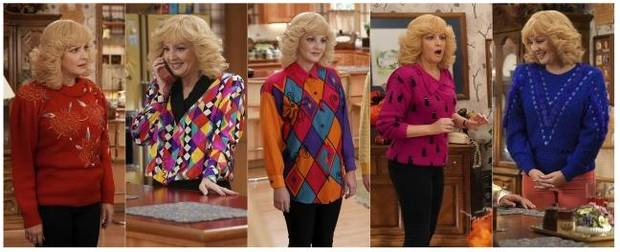 Sweaters become scene-stealers on ABC's 'The Goldbergs'