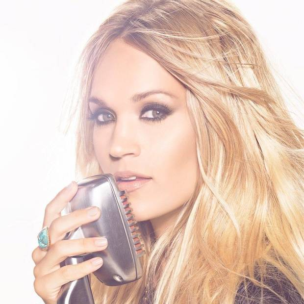 Carrie Underwood [Photo provided]