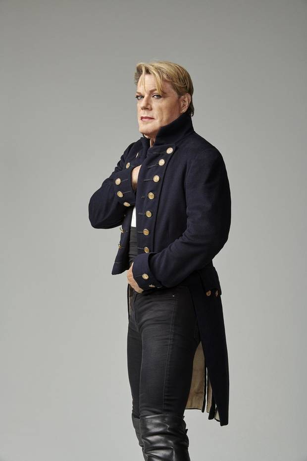 Eddie Izzard. [Photo by Amanda Searle]