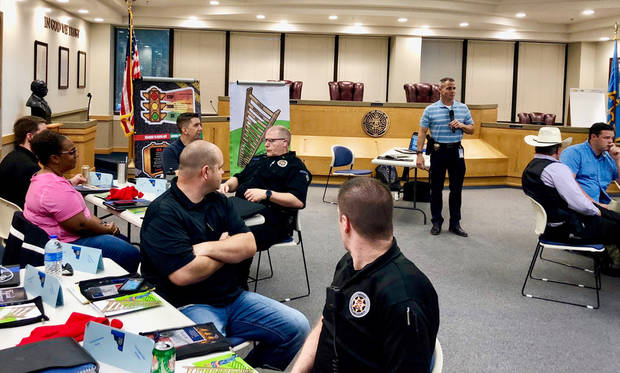 Cleveland County training focuses on emotions, attitudes | The Oklahoman