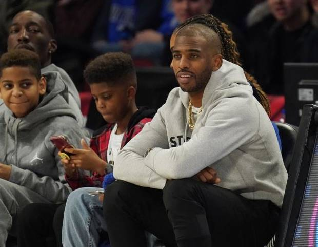 'It's always fun when he's around': Inside Chris Paul and Shai Gilgeous-Alexander's All-Star weekend