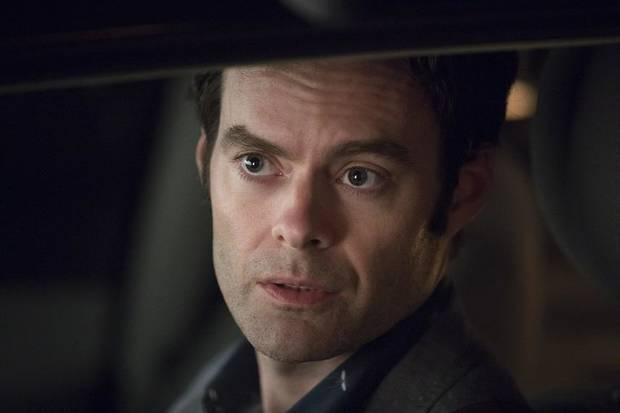 "Bill Hader appears in a scene from ""Barry."" [HBO photo]"
