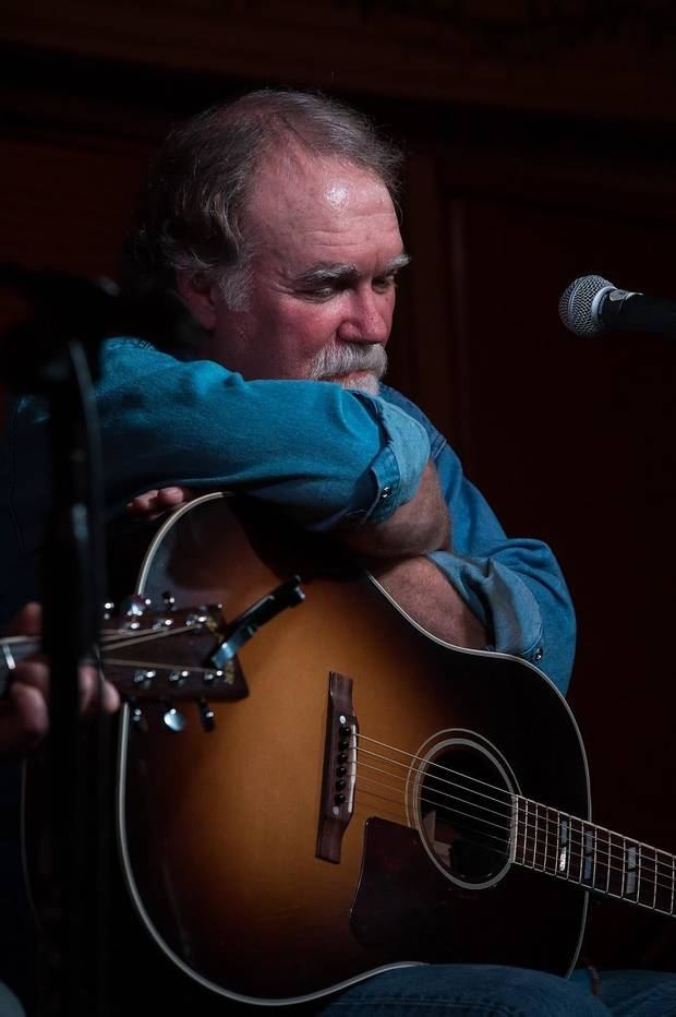 "Oklahoma singer-songwriter Greg Jacobs has released his new album ""Encore."" [Photo by Vicki Farmer]"