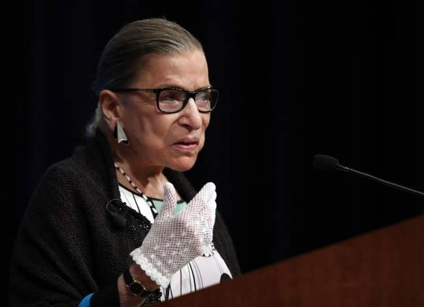 Opinion: Brace for more rancor after Ginsburg's passing