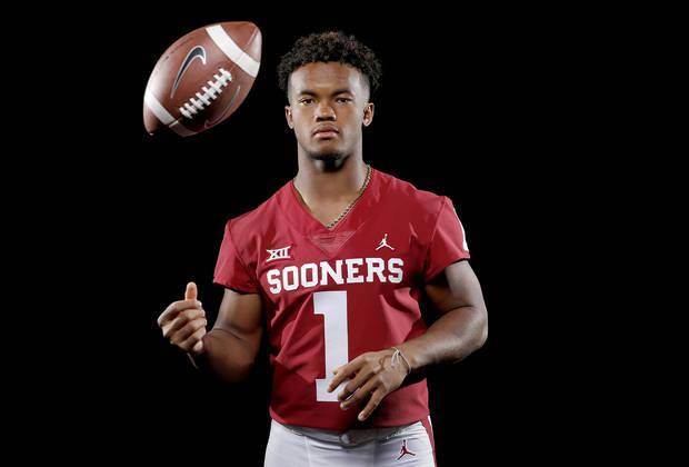 Name Starting Lincoln Said Quarterback Murray To Decision What Ou Riley Kyler About Football