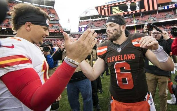Tramel: Baker Mayfield hasn't had a cocoon like Patrick Mahomes enjoys, but give it time