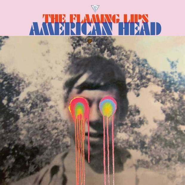 "The Flamings Lips release their new album ""American Head"" Friday via Warner Records. [Album art provided]"