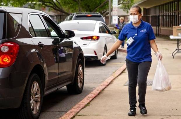Coronavirus in Oklahoma: Schools roll out distance learning