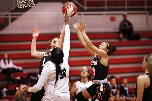 OSU offers Norman sophomore Myka Perry