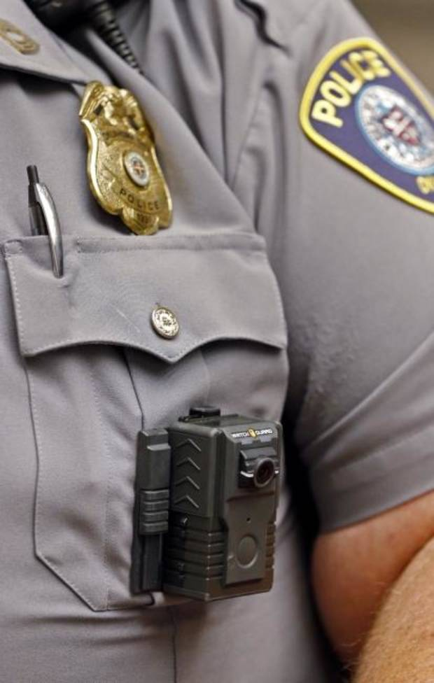 Bill could make misuse of body cameras a crime