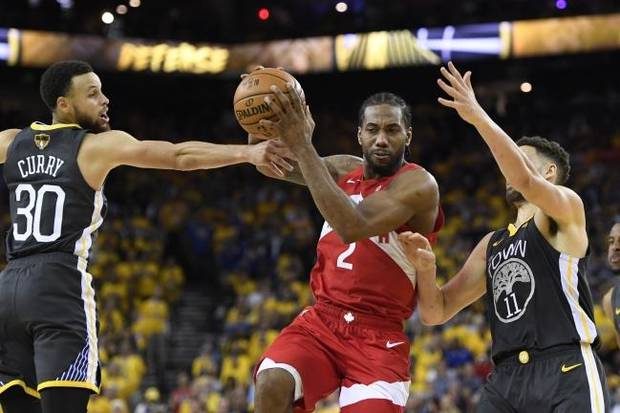 NBA Finals: Trades for Paul George & Kawhi Leonard paid off, but Toronto's gamble has Raptors on brink of title