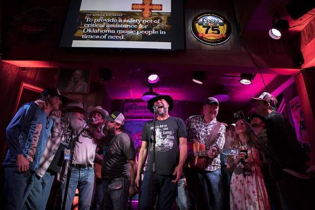 Coronavirus in Oklahoma: Red Dirt Relief Fund gives $100,000 in grants to musicians and music people in one week
