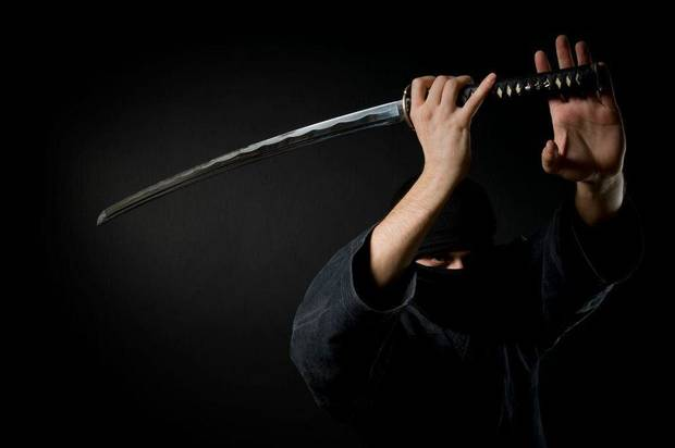 Kansas man requests 'trial by combat' with Japanese swords to settle custody battle with ex-wife