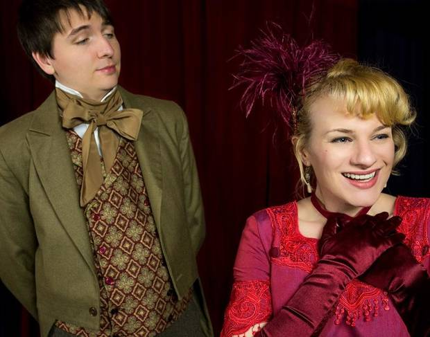 Preview: Oklahoma Shakespeare revives interactive holiday show 'Jane Austen's Christmas Cracker'
