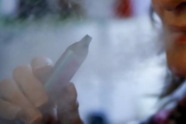 School districts ramp up efforts against student vaping