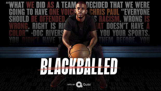 Thunder: Chris Paul featured in 'Blackballed,' revisiting Donald Sterling Clippers era