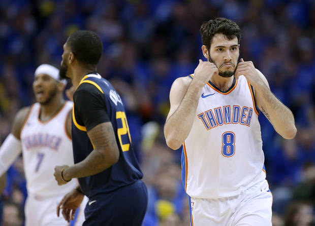 Thunder vs. Jazz Game 1: By the Numbers
