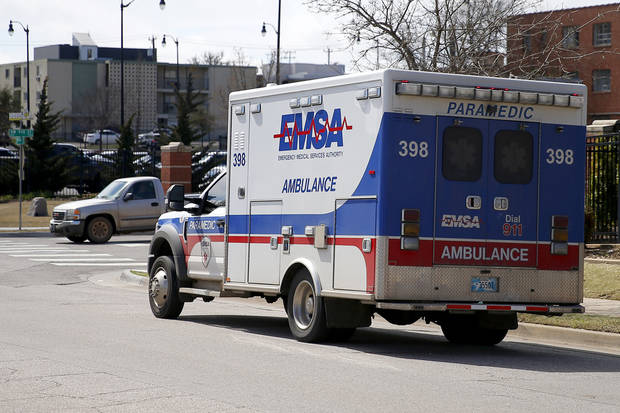 Coronavirus in Oklahoma: Mobile emergency rooms are being set up to screen patients for COVID-19