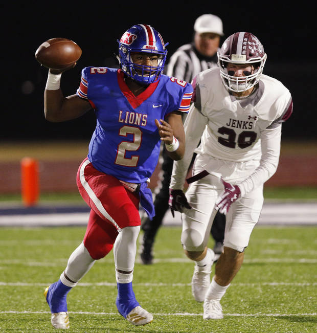 High school football: 2019 All-District 6A-I-2 team announced