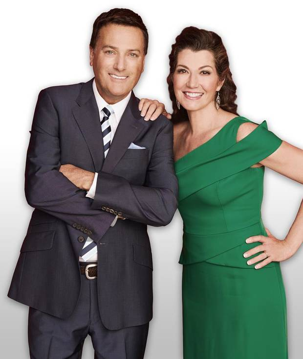 Amy Grant and Michael W. Smith bringing Christmas tour back to ...