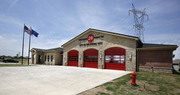 Coronavirus in Oklahoma: OKCFD disinfecting fire houses, taking other precautions against spread