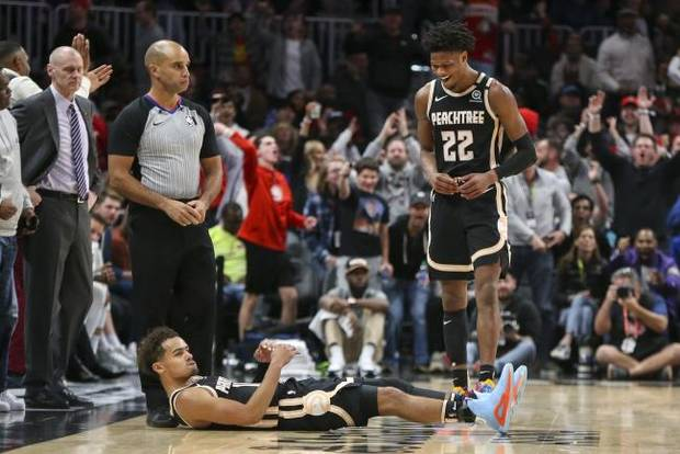 NBA Roundup: Hawks rally behind Collins, Young to defeat Dallas