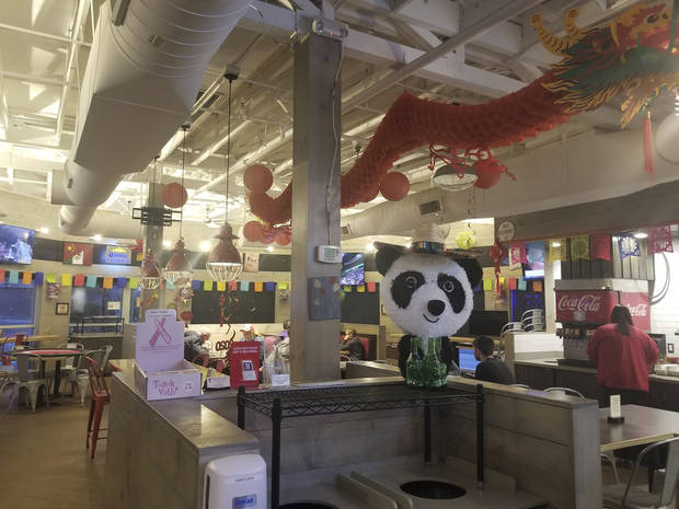 Panda and poke: Restaurant trademarks can stir legal fights