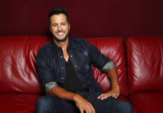 Luke Bryan Okc Tour