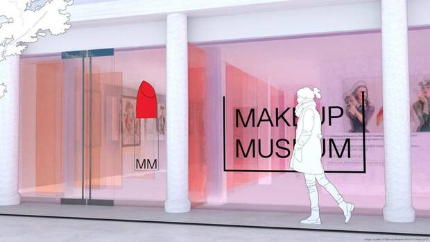 Makeup Museum opening next year in New York City