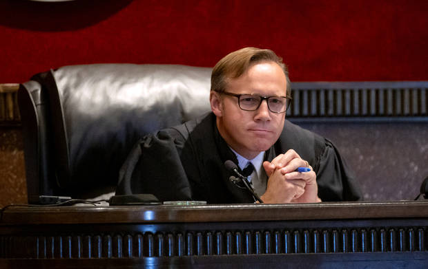 Oklahoma judge to rule again in opioid case
