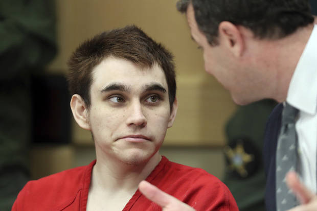 Florida school shooting trauma affects young witness