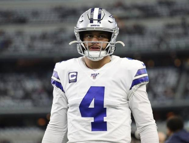 Why Troy Aikman isn't worried about Cowboys QB Dak Prescott's lingering contract talks