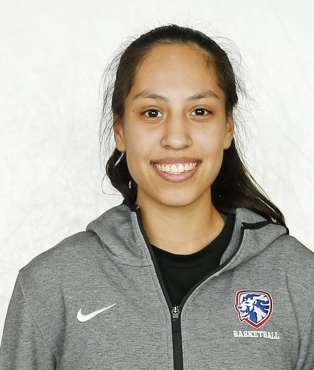 High school girls basketball: Moore's Raychael Harjo commits to Central Florida