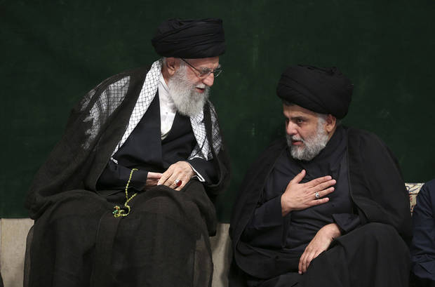 Iran s supreme leader: No talks with the US at any level