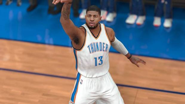National Basketball Association 2K18 Player Ratings that we know so far