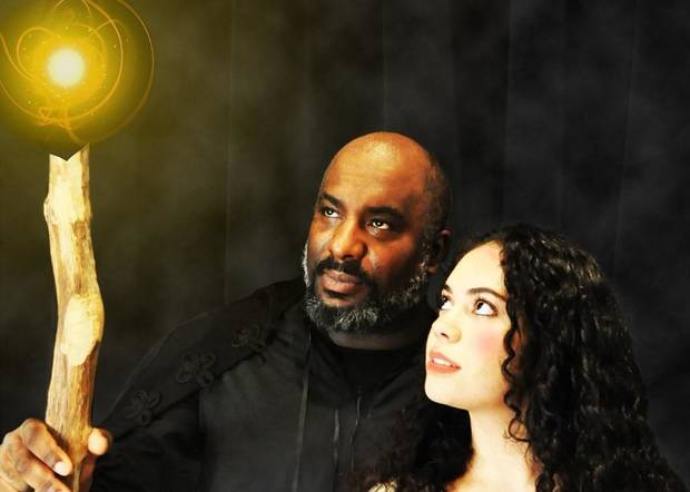 Preview: Oklahoma Shakespeare takes 'The Tempest' inside for intimate Paseo production