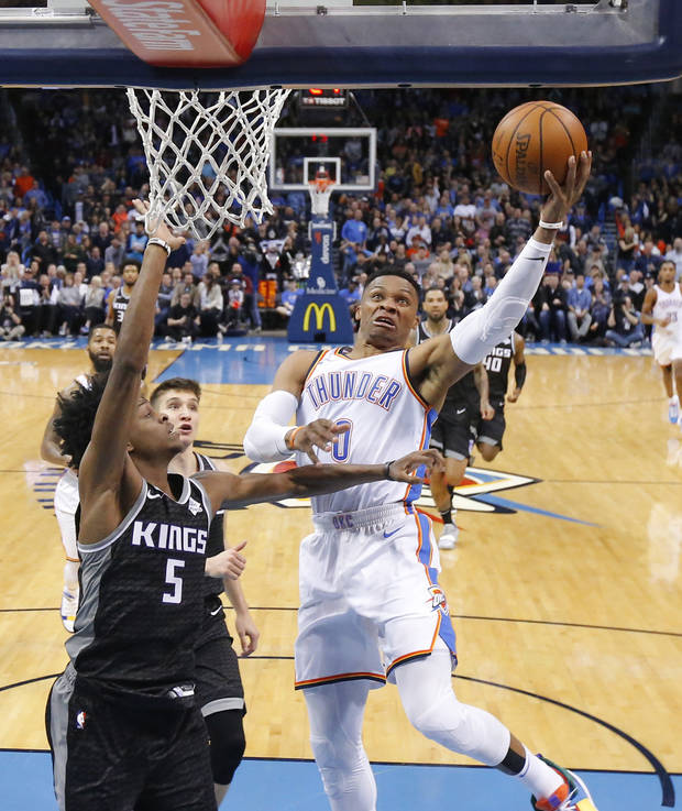 Thunder vs. Kings won't be the foot race it was last season