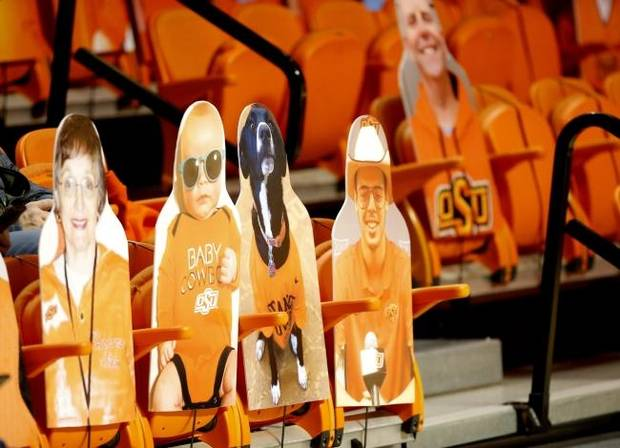 Tramel: COVID is showing us that fans in the stands matter from the NBA to the NFL to college hoops
