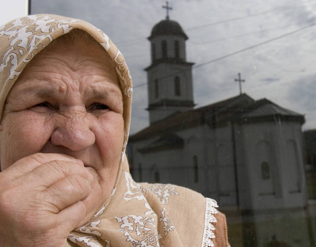 European Court orders Bosnia to remove Orthodox church