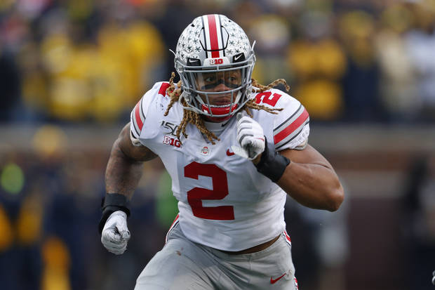 Redskins select Ohio State's Chase Young with No. 2 pick