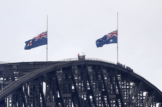 3 Americans killed in Australia all had military backgrounds