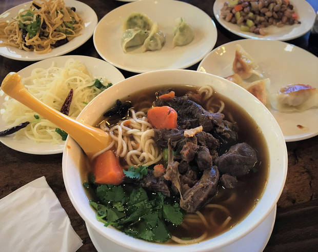 Northern Noodle House offers authentic Chinese food from the northern region. [Dave Cathey/The Oklahoman]