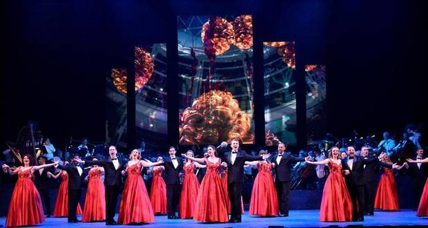 "The Oklahoma City Philharmonic's annual yuletide extravaganza ""The Christmas Show"" is Dec. 5-7 at the Civic Center. [Photo provided]"