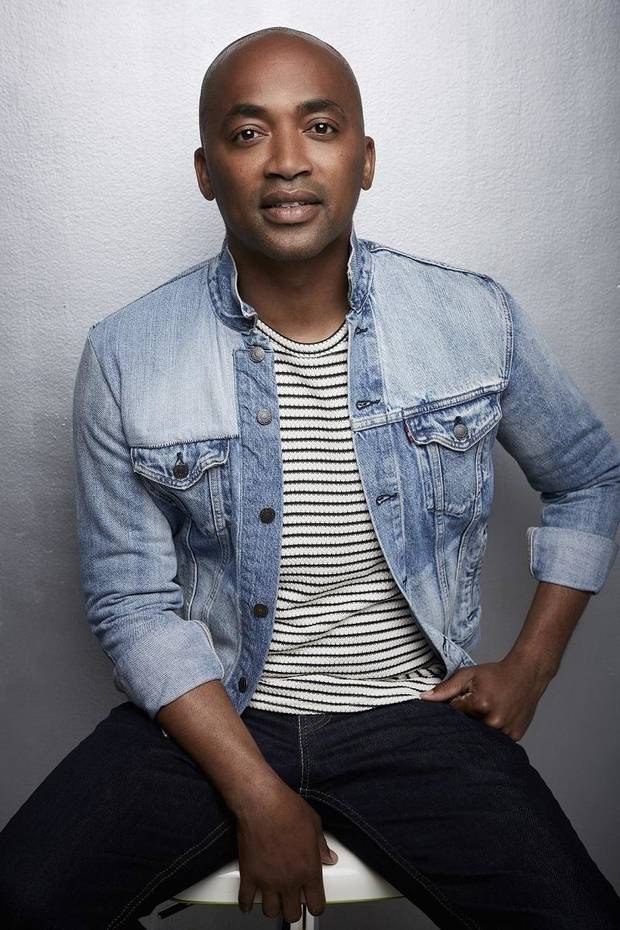 Actor DaJuan Johnson will be among the speakers at the Oklahoma Film + Music Office's inaugural Oklahoma Film + Music Conference. [Photo provided]
