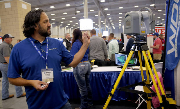 Oil and Gas Expo attracts thousands on Thursday