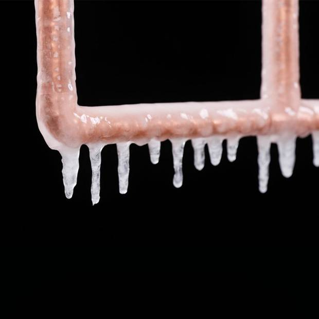 Frozen pipes can turn into a homeowner nightmare. Photo provided AAA Oklahoma.